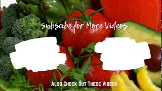 Non-Copyright Cooking YouTube Outro For Free Download 2021 #shorts