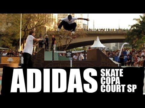 adidas Skate Copa Court - São Paulo