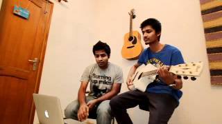 Pani da rang ( Guitar Cover ) - by Varun and Nishant