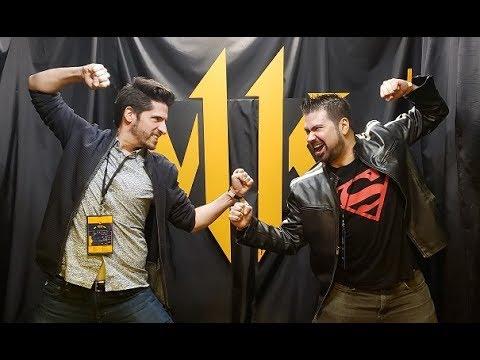 Mortal Kombat 11 - AngryJoe vs Jeremy Jahns! thumbnail