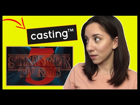How to be an extra in Stranger Things | Atlanta Casting Call - YouTube