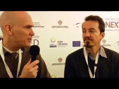 NextMed Conference: interview of Luca Santarossa - MEET project