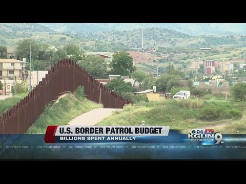 "Border Barriers: A ""great"" wall in Arizona?"