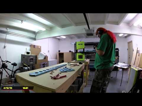 RV10: Vertical stabilizer conduit