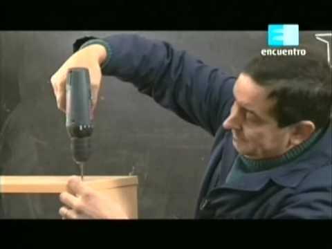 Fabricacion muebles de melamina primera for Curso de carpinteria en melamina pdf
