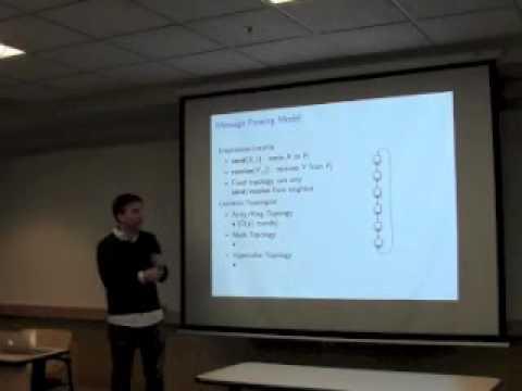 Models of Computation for Massive Data L11