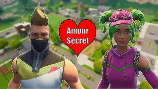 [ Short film / Fortnite ] - Secret Love - #FestivaldeParadisePalms