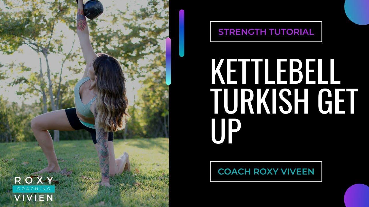 Kettlebell Turkish Get Up