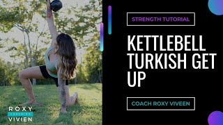 How to do a Kettlebell Turkish Get Up