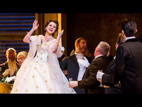 La traviata - Brindisi aka The Drinking Song (The Royal Oper