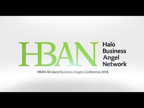 HBAN All Island Business Angels Conference 2018