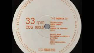 Steve Bicknell ‎- The Remix (Planetary Assault System Remix)