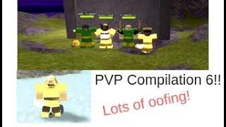 PVP Compilation #6!!! (ROBLOX Booga Booga)