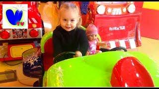 FUNNY BABY and Baby Born AMUSEMENT PARK Part 1 मनोरंजन पार्क 1 श्रृंखला