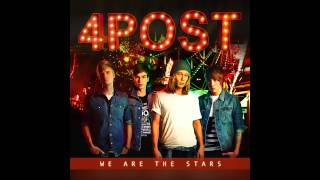 4Post - We Are The Stars (Radio Edit) - Official Audio