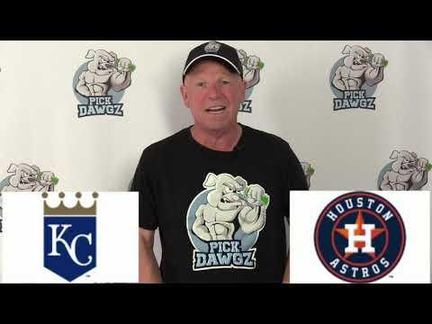 Houston Astros vs Kansas City Royals Free Pick 7/21/20 MLB Pick and Prediction