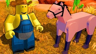 ROBLOX OLD TOWN ROAD EDITION
