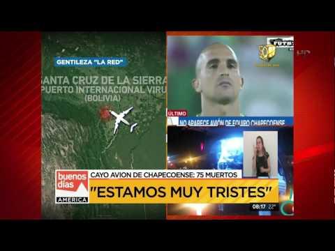 El argentino Alejandro Martinuccio se salvó del accidente por estar lesionado