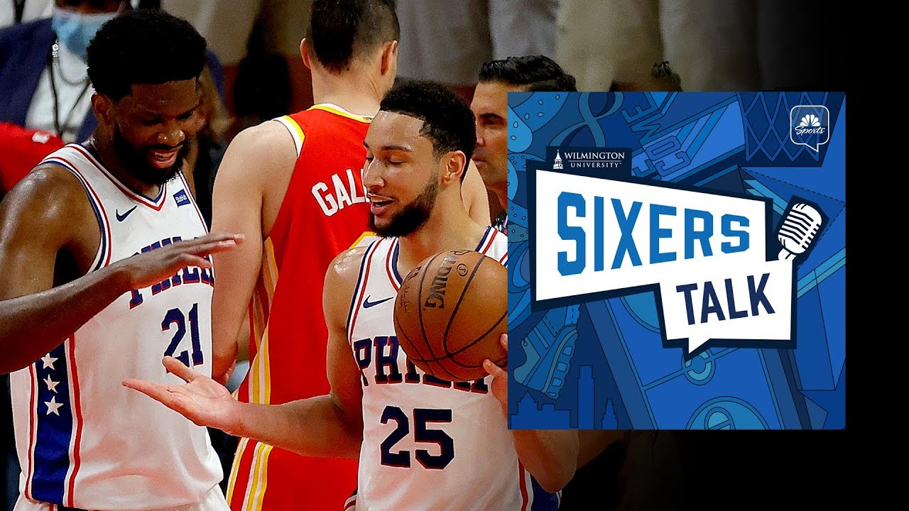 Joel Embiid & the Sixers blowout Hawks in Game 3 to take control of series   Sixers Talk