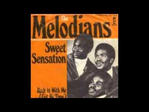 THE MELODIANS SWEET SENSATION