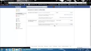 Comment régler ses paramètres Facebook