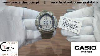 Casio AE-1500WH-5AVEF