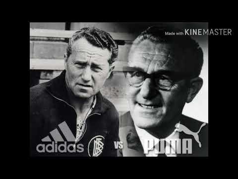 Adidas And Puma Brand Success Story In Hindi Adolf - Rudolf Dassler