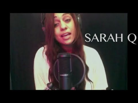 Clarity by Zedd ft. Foxes (Sahra Cover)