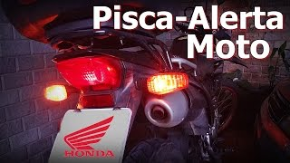 How to Install Flash Alert on the Bike - Flash Alert Moto - Do It Yourself - FVM