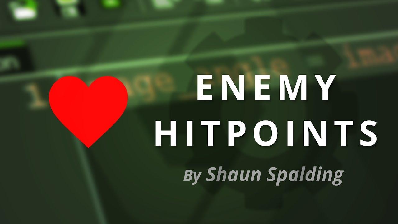 GameMaker: Studio – Enemies & HP tutorial