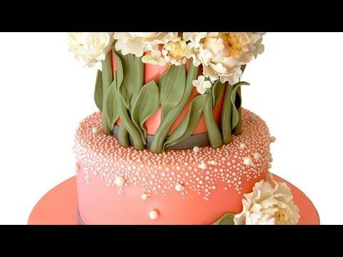 peony-bridal-shower-cake