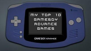 My Top 10 Game Boy Advance Games