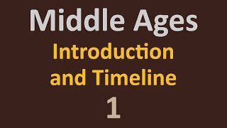 The Middle Ages - Introduction - 1