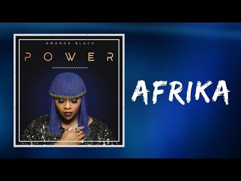 Amanda Black - Afrika (Lyrics) feat. Adekunle Gold