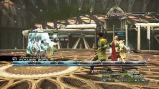 Final Fantasy XIII | Ultima Weapon Upgrade: Omega Weapon (Full Level Improved) + ATB Gauge