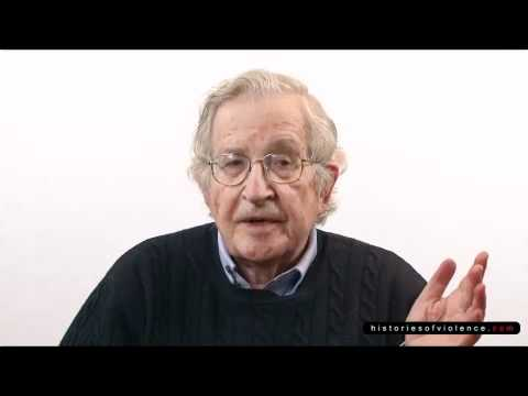 New Noam Chomsky - Western Governments do not care what Arabs think!