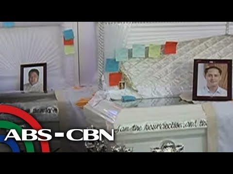 TV Patrol: Magkapatid na Parojinog, may mensahe sa libing ng mga magulang