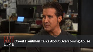 Creed Frontman Scott Stapp On Rebuilding His Faith After Overcoming Abuse