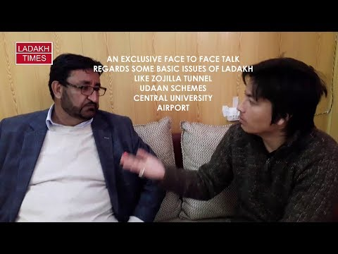 Exclusive Conversation with Chairman Legislative Council J&K Haji Anyat Ali