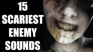 15 Scariest Enemy Sounds That Will Make You Run Far, Far Away