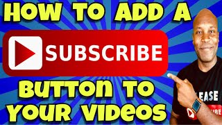 Subscribe Button - Add YouTube Subscribe Button