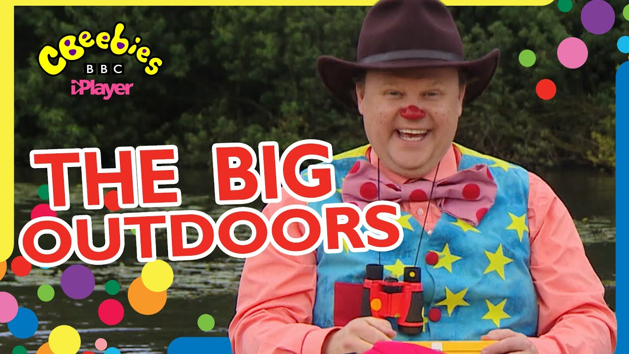 Mr Tumble's Big Outdoor Playlist ⚽️🏕💦 | CBeebies | ONE HOUR!