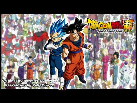 Dragonball Super - Blue Saiyan Surpassed (HQ Rearrangement)