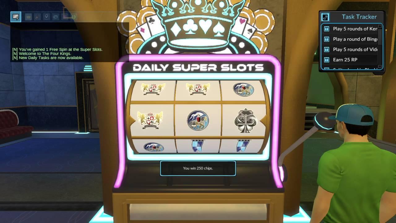 Daily Slots