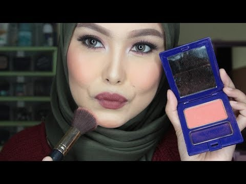 Indonesia Local Brand Makeup Tutorial | silvinw