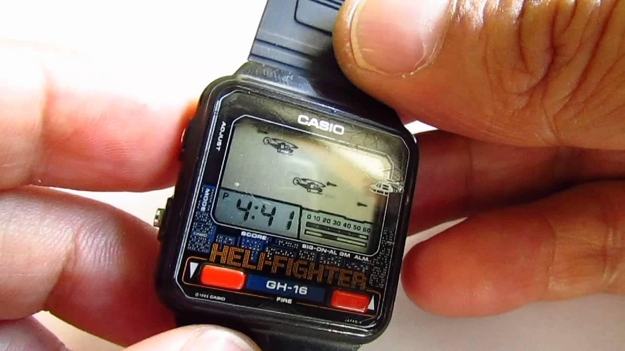 7e962b242ce4 De los Casio con juegos al increíble Apple watch