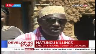 DEVELOPING: Locals living in fear after recent murders in Matungu