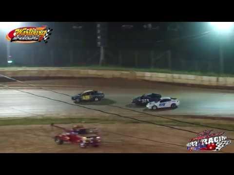 FWD @ Wartburg Speedway (9-8-18)