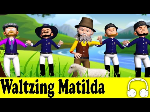Waltzing Matilda | Muffin Songs