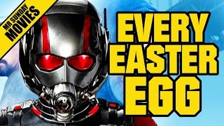 ANT-MAN - Easter Eggs & References